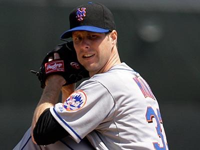 John Maine could be on the Phillies radar. (Richard Drew/AP Photo)