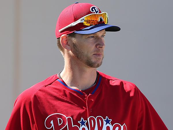 Phillies pitcher A.J. Burnett. (David Maialetti/Staff Photographer)