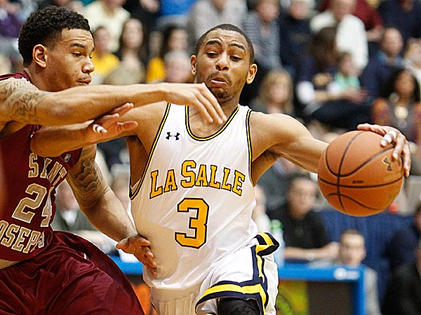 La Salle is the top team on my City 6 ballot for the fourth consecutive week. (Ron Cortes/Staff Photographer)