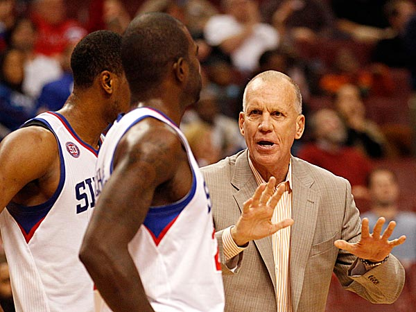Befuddled Doug Collins hopes it doesn't get any worse for Sixer…