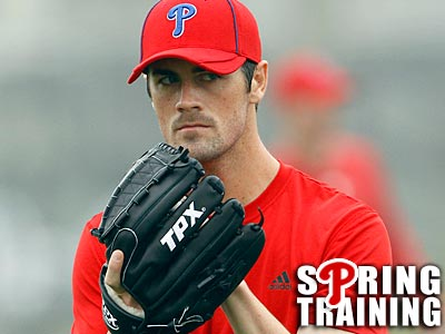 Cole Hamels will address the media on Monday. (Yong Kim/Staff Photographer)