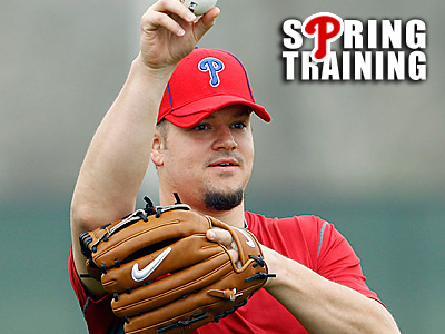 Will Joe Blanton be traded? (Yong Kim/Staff Photographer)