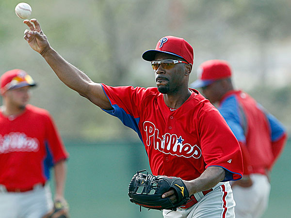 Jimmy Rollins doesn´t think the Phillies need to do anything special to compete with the Nationals this season. (Yong Kim/Staff Photographer)