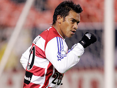 The Union are expected to introduce Carlos Ruiz as their newest signing this week. (Jack Dempsey/AP file photo)