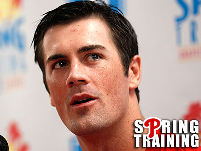 Cole Hamels insinuated that he and the Phillies could be nearing a deal. (Yong Kim/Staff Photographer)
