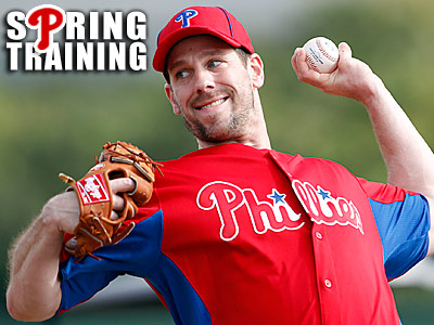 This will be Cliff Lee´s second full season with the Phillies. (Yong Kim/Staff Photographer)