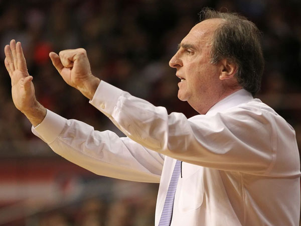 Temple head coach Fran Dunphy. (Michael Bryant/Staff Photographer)