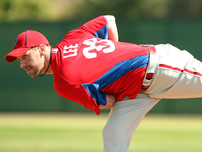 Cliff Lee´s big-money contract represents a huge risk for the Phillies. (Yong Kim / Staff Photographer)