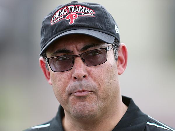 Phillies general manager Ruben Amaro. Jr. (David Maialetti/Staff Photographer)
