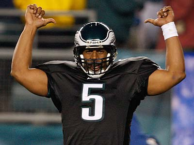 Donovan McNabb reportedly told Eagles management that if the team doesn´t get better players, he may consider going as far as to ask the Eagles to trade him. (David Maialetti/Staff file photo)