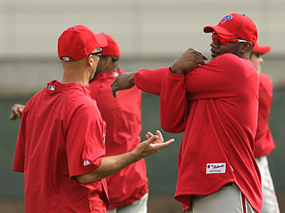 Join Bill Conlin from Clearwater, Fla. to discuss Ryan Howard, Raul Ibanez, and the keys to Phillies´ success. (Yong Kim / Staff Photographer)