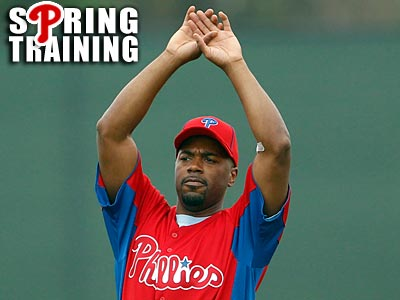 Jimmy Rollins will lead off for the Phillies. (Yong Kim/Staff Photographer)