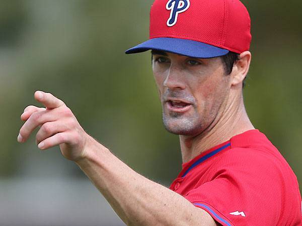 Phillies´ Cole Hamels. (David Maialetti/Staff Photographer)