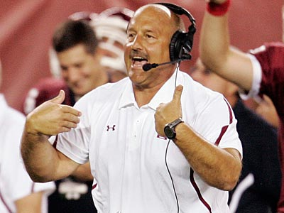 Coach Steve Addazio led Temple to its first bowl win since 1979. (Tom Mihalek/AP file photo)