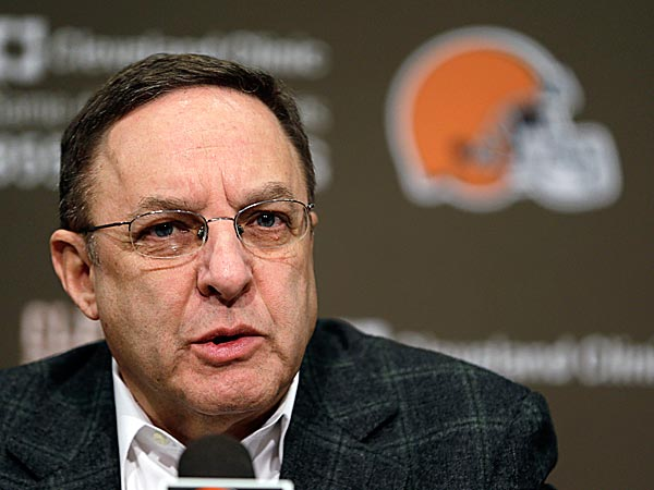 Report: Joe Banner had Browns coordinators answer directly to h…