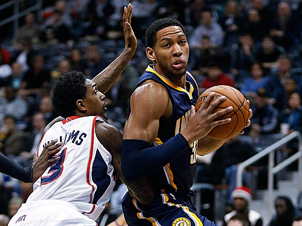 Who can blame Danny Granger?