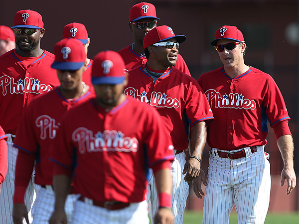 The Phillies will play an intrasquad game on Tuesday in Clearwater, Florida. (David Maialetti/Staff Photographer)