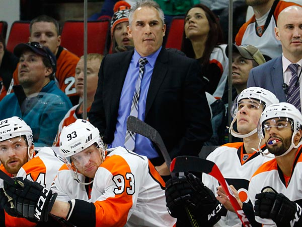 Inside The Flyers: Berube May Have To Pay For Flyers' Flawed Season