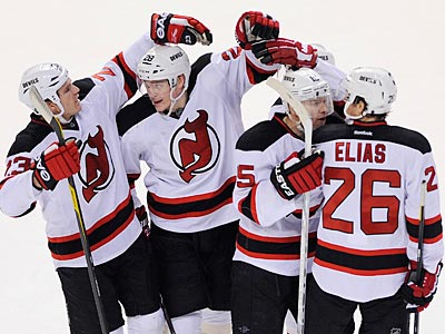 The Devils hold a 14-6-2 record since the start of 2012. (Graham Hughes/AP/The Canadian Press)