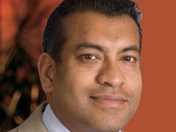 Rajiv De Silva, who worked for Novartis and Valeant Pharmaceuticals, will take over on March 18.