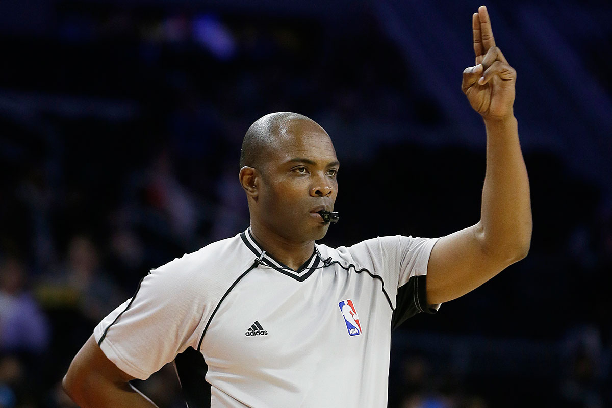 Nba Referee Signals