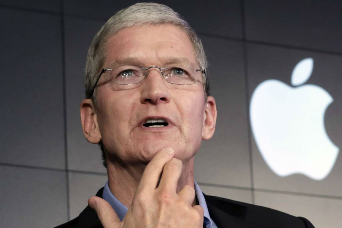 In light of Charlottesville, Tim Cook said Apple will donate $1 million each to the Anti-Defamation League and the Southern Poverty Law Center – organizations that track hate groups.