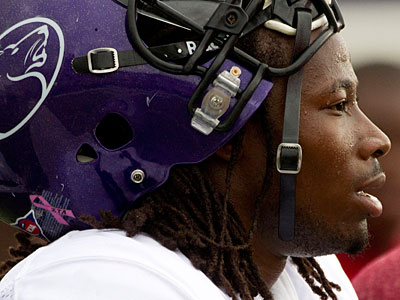 North Alabama corner Janoris Jenkins is one of many prospects with off-field baggage. (Dave Martin/AP)