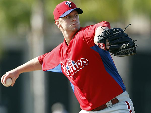 Phillies pitcher Kyle Kendrick. (Yong Kim/Staff Photographer)