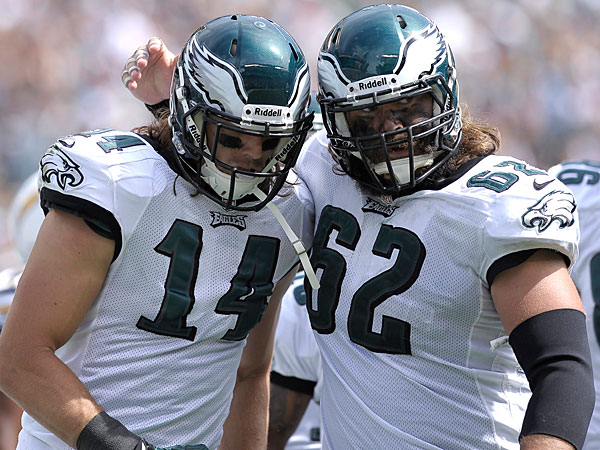 Eagles close to new deals with Cooper, Kelce