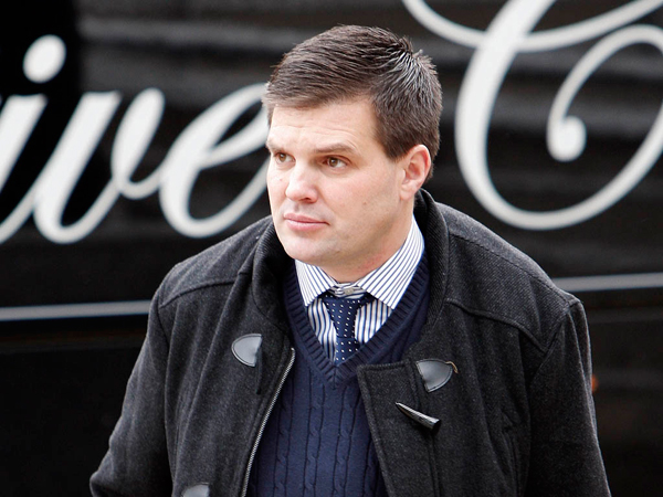 Jay Paterno. (ASSOCIATED PRESS)