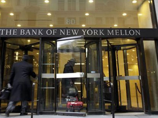 Bank of new york essay