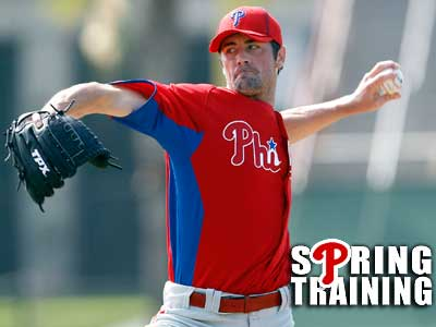 Cole Hamels will start for the Phillies Saturday against the Yankees. (Yong Kim / Staff Photographer)
