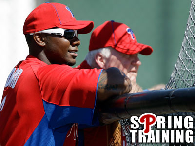 Ryan Howard suffered a setback in his recovery and will be sidelined indefinitely. (Matt Slocum/AP)