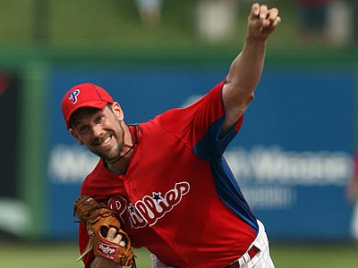 Cliff Lee was traded twice last season. Who got the best deal? (Yong Kim/Staff Photographer)