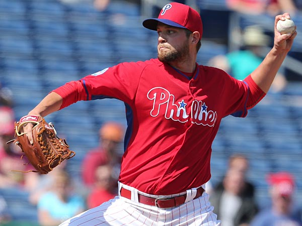 Phillies offer opportunity for lefthander Oliver