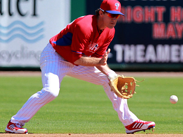 Phillies second baseman Chase Utley. (David Swanson/Staff Photographer)