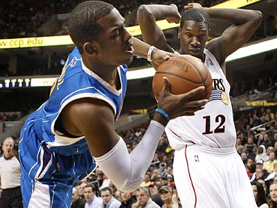 Chris Paul´s three-pointer with 1 minute, 10 seconds remaining helped the New Orleans Hornets beat the Sixers tonight. Paul´s three was one of 57 the Sixers have allowed in the past five games.