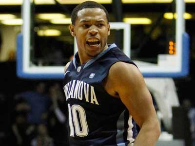 Villanova guard Corey Fisher underwent tests on hisknee Wednesday. (Charles Cherney/AP)