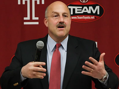 Temple will join the Big East for football in 2012. (Steven M. Falk/Staff file photo)
