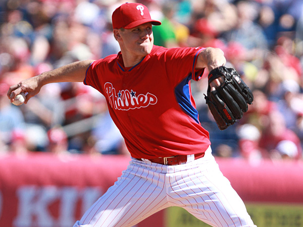 Phillies closer Jonathan Papelbon. (David Swanson/Staff Photographer)