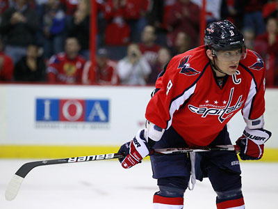 Alex Ovechkin has five goals in his last four games and has 32 goals this season. (Haraz N. Ghanbari/AP file photo)