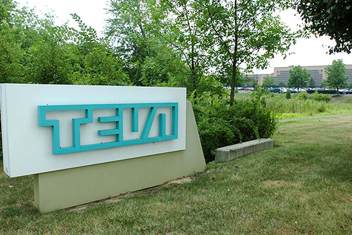 Teva Pharmaceuticals in North Wales. The Israeli company is the world´s largest producer of generic drugs.