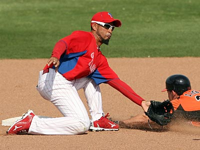 Wilson Valdez is entering his second season with the Phillies (Yong Kim/Staff Photographer)