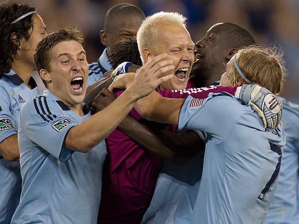 Sporting Kansas City are the reigning U.S. Open Cup champion. (Orlin Wagner/AP file photo)