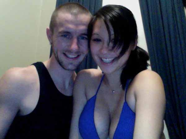 Blake Bills, 24, and Shayna Sykes, 23,