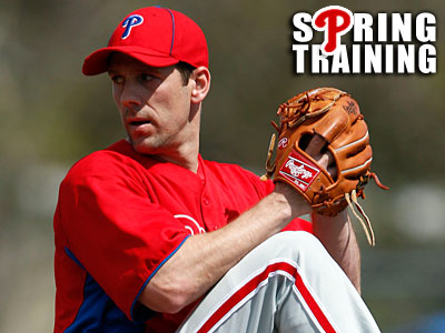 Cliff Lee will start on the mound for the Phillies against the Pirates. (Yong Kim/Staff Photographer)