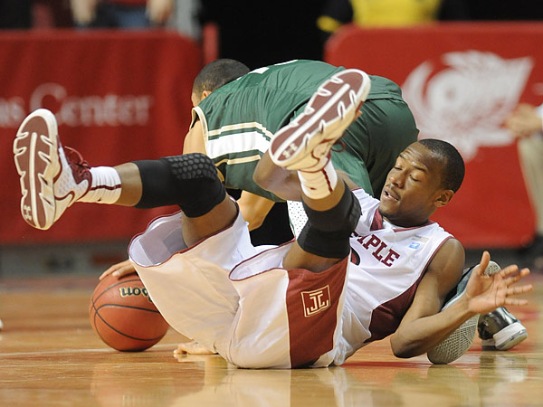 Temple´s Will Cummings scored a career-high 15 points against Rhode Island. (Clem Murray/Staff file photo)