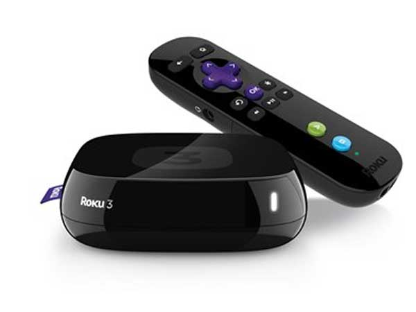 This product image provided by Roku shows the Roku 3. (AP Photo/Roku)