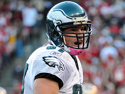 Is Eagles tight end Brent Celek underrated? (Clem Murray/Staff file photo)