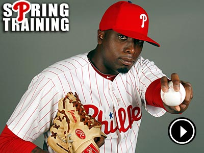 Phillies reliever Dontrelle Willis allowed four earned runs in Wednesday´s loss to the Astros. (Yong Kim/Staff Photographer)